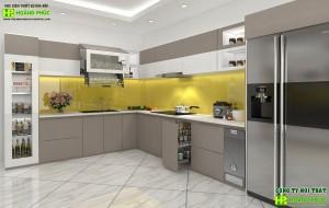 Tủ bếp BAE11E17-02